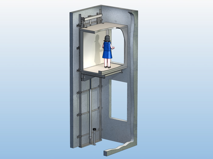 Algi hydraulic systems lift components products Home elevator kits